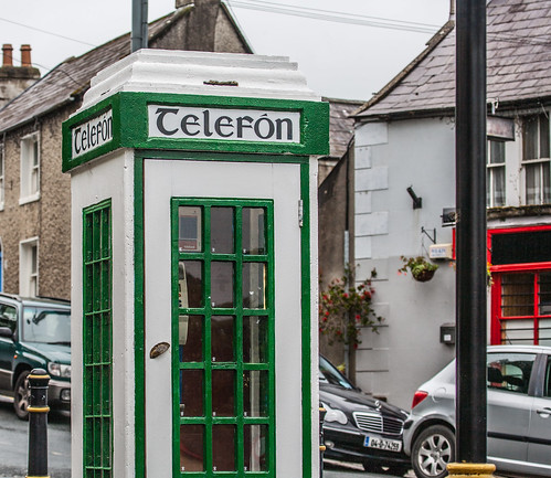OLD P&T TELEFON KIOSK [PHOTOGRAPHED IN ENNISKERRY ALMOST TEN YEARS AGO]-121236 | by infomatique