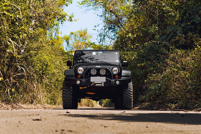 Jeep Wrangler Unlimited Rubicon (AEV JK350 Package)