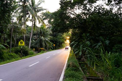 nibongtebal pulaupinang malaysia my penang sonya7ii sonyalpha sonnartfe2835 sony zeiss sunset vilage kampung road