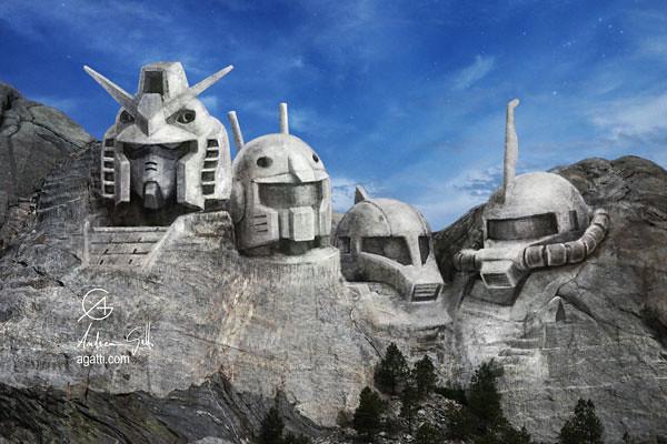 Rushmore Gundam
