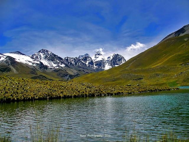 Condoriri montaña emblemática
