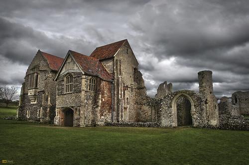 uk england abandoned ruins medieval historic mystical hdr priory mythical englishheritage d90 castleacrepriory craigzaduck