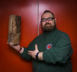 Ich und mein Holz