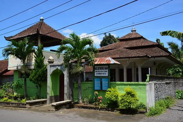 Sidemen Mashid Nurul Iman (Bali, Indonesia 2016)