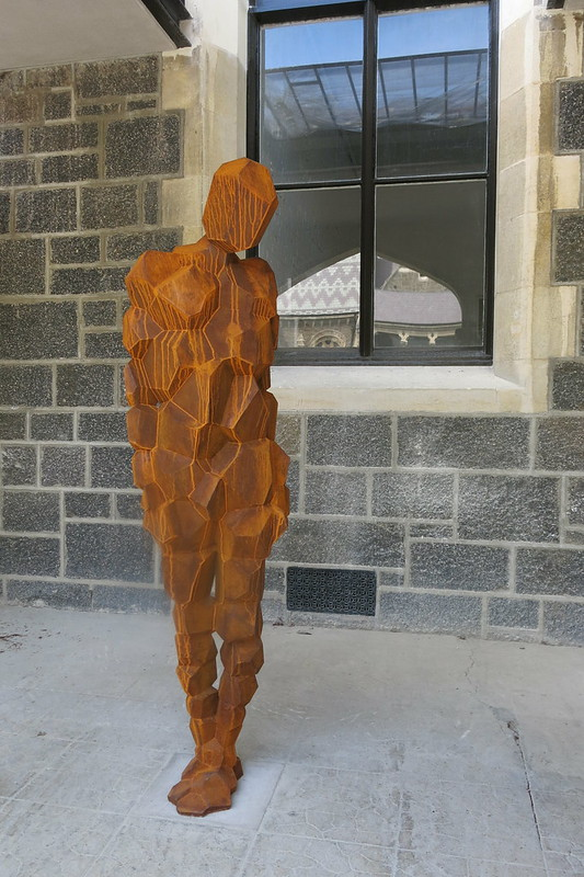 Antony Gormley, STAY, Arts Centre Installation