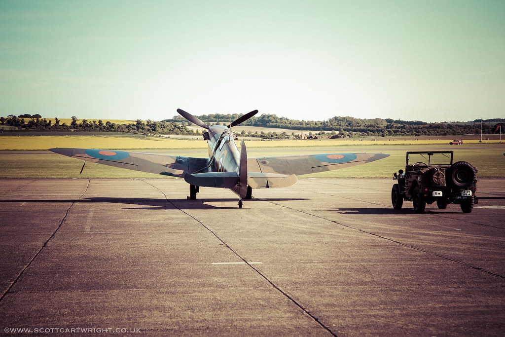 Vintage Spitfire