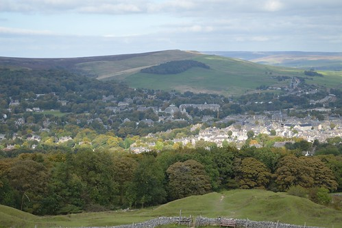 Buxton from above | by Matt From London