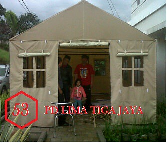 Tenda roder / VIP / family / hanggar | by PD LIMA TIGA TENDA