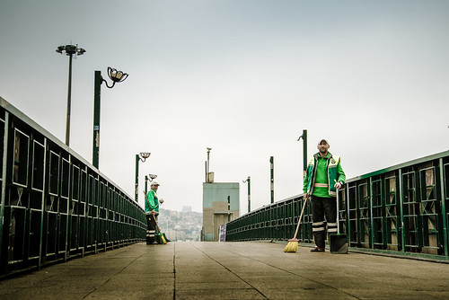 Istanbul - City Workers   by dibaer