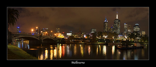 Melbourne Panoram2 | by Greg Earl Photography