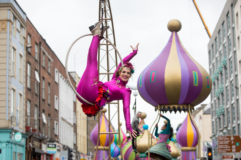 2018 Limerick St. Patrick's Day Parade