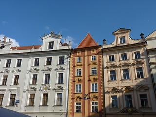 Домики в Праге