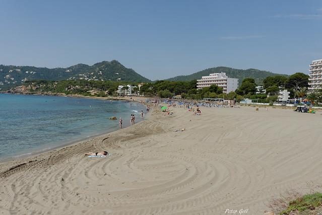 Beach of Canaymel 2655