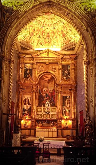 Retábulo da Capela de São Miguel