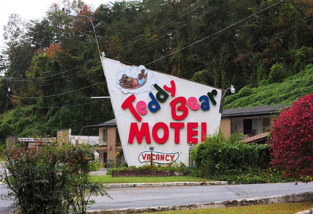 Teddy Bear Motel - Whittier,North Carolina