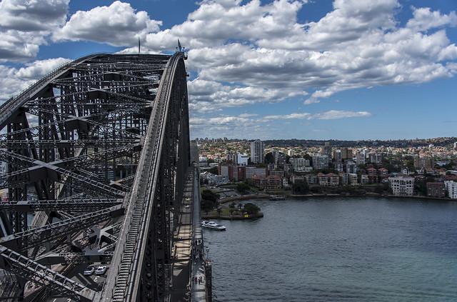 Sydney Harbour Bridge & Kirribilli