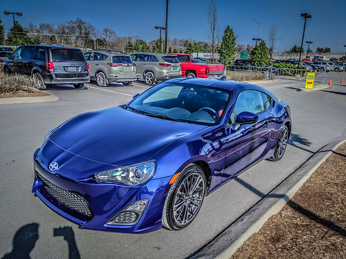 2016 Scion FR-S | by chrishammond