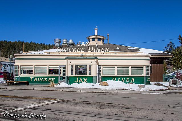 Jax At The Tracks | Truckee, California
