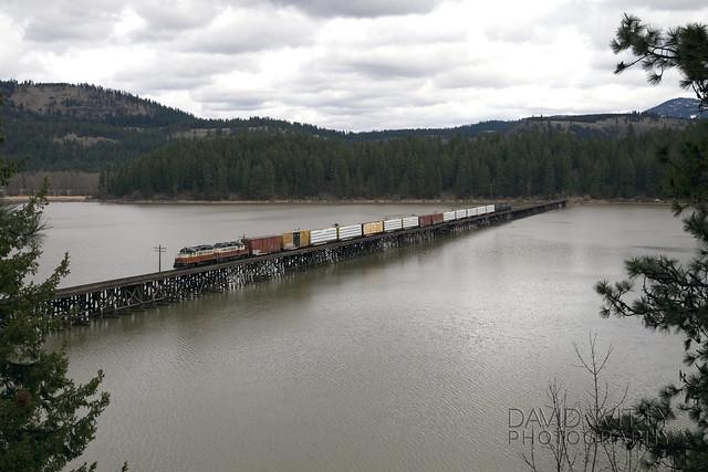 St Maries River Railroad