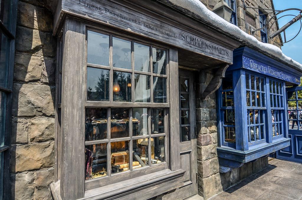 Blue window HP USJ