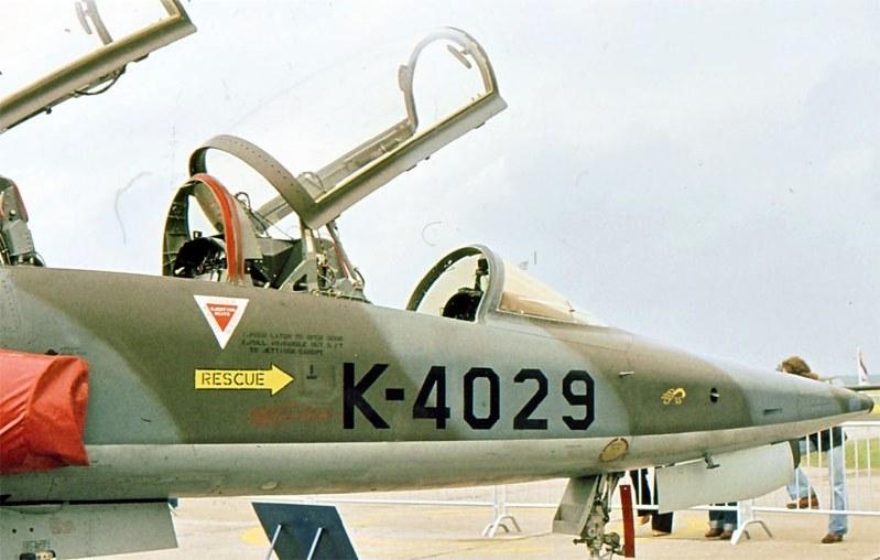 Northrop NF-5B 1