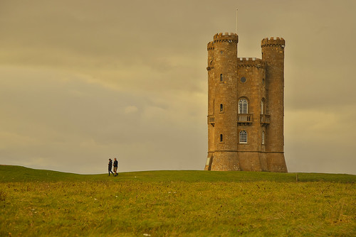 worcestershire broadwaytower cotswolds uk folly andreapucci