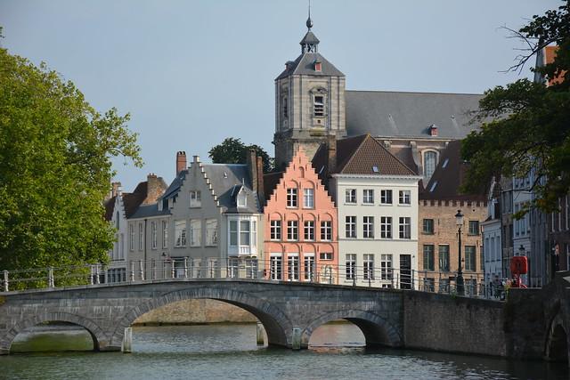 Bruges: Langerei (Carmersbrug)