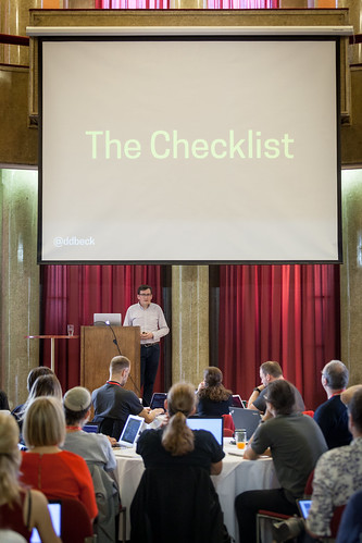 Daniel Beck - Checklist the Docs | by writethedocs