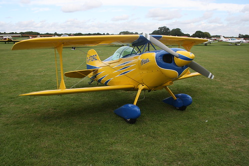 G-FORZ Pitts S-1S [PFA 009-13393] Sywell