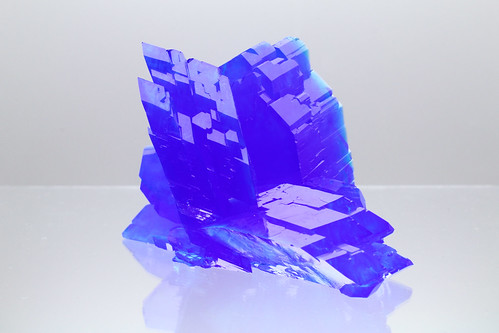 Copper Sulfate Crystal | by Paul's Lab