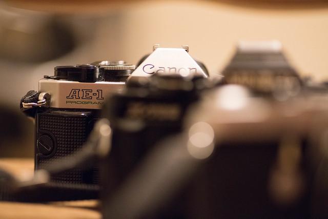 35mm Film Trio