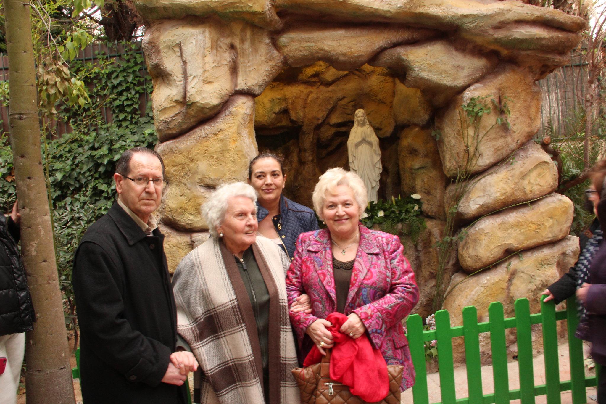 (2016-02-13) - Inauguración Virgen De Lourdes, La Molineta - Archivo La Molineta (109)