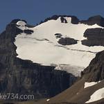 Old Sun Glacier on Mount Merritt