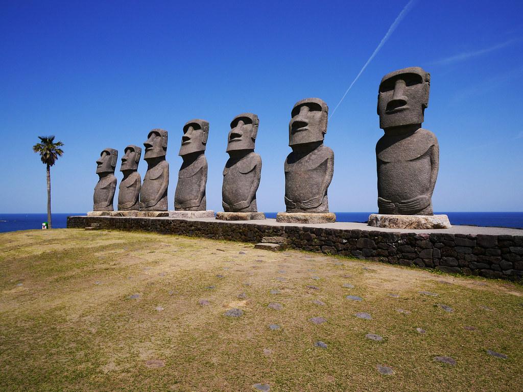 モアイ Moai