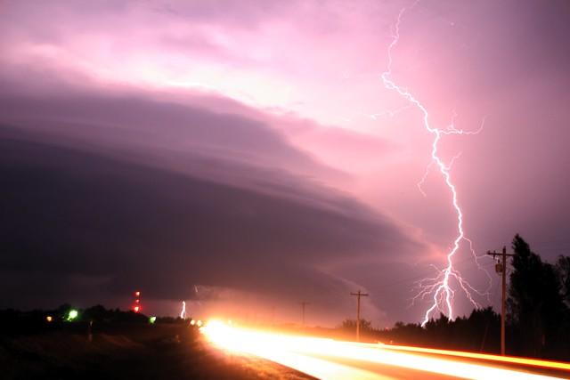 050412 - Tornado Warning in Northern Buffalo County US