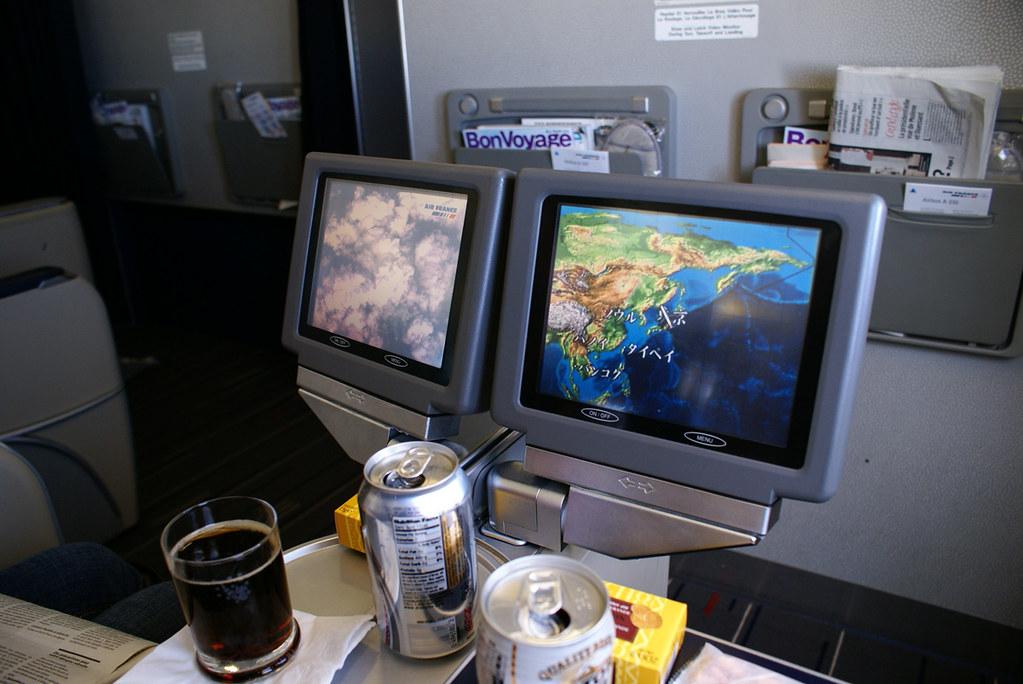 F-GZCL FLIGHT NRT-CDG | MSN 519 A330-203 AIR FRANCE FLIGHT N