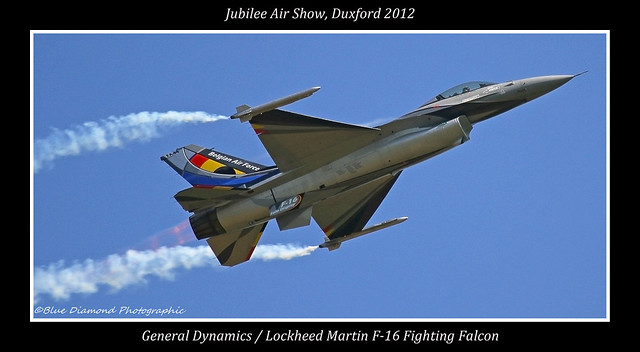 GENERAL DYNAMICS / LOCKHEED MARTIN F-16