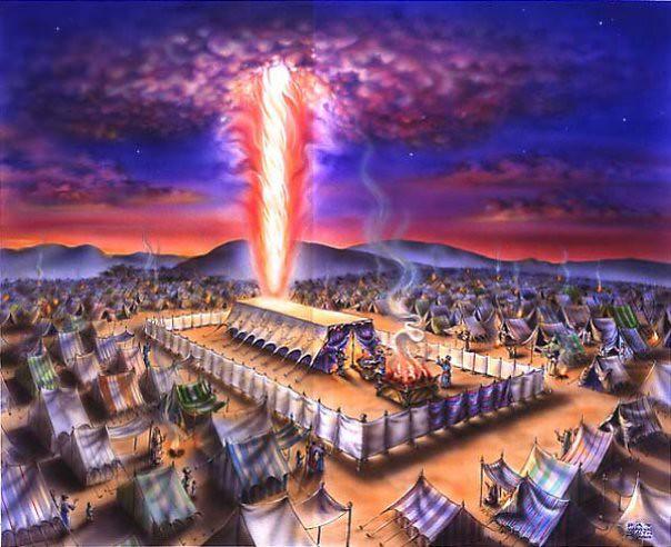 El Tabernaculo Y La Presencia De Dios La Tienda Del Encue Flickr
