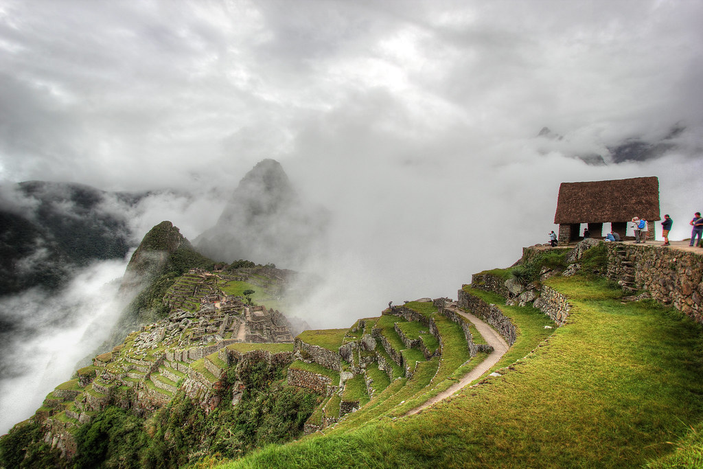 Hut of the Caretaker of the Funerary Rock, Machu Picchu | Flickr