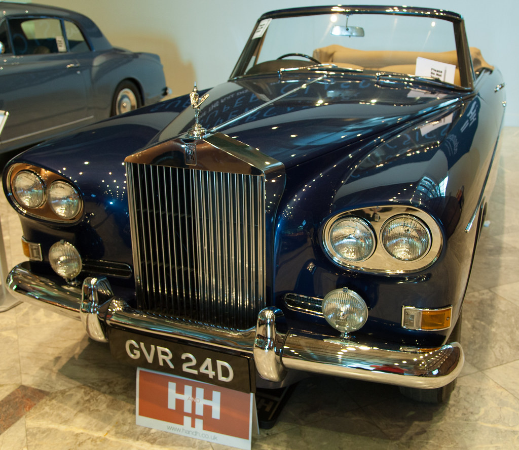 Rolls-Royce Silver Cloud III Drophead Coupe 1966