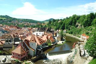 Vltava river | by ringt