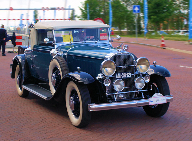 1931 Buick Series 90 Eight
