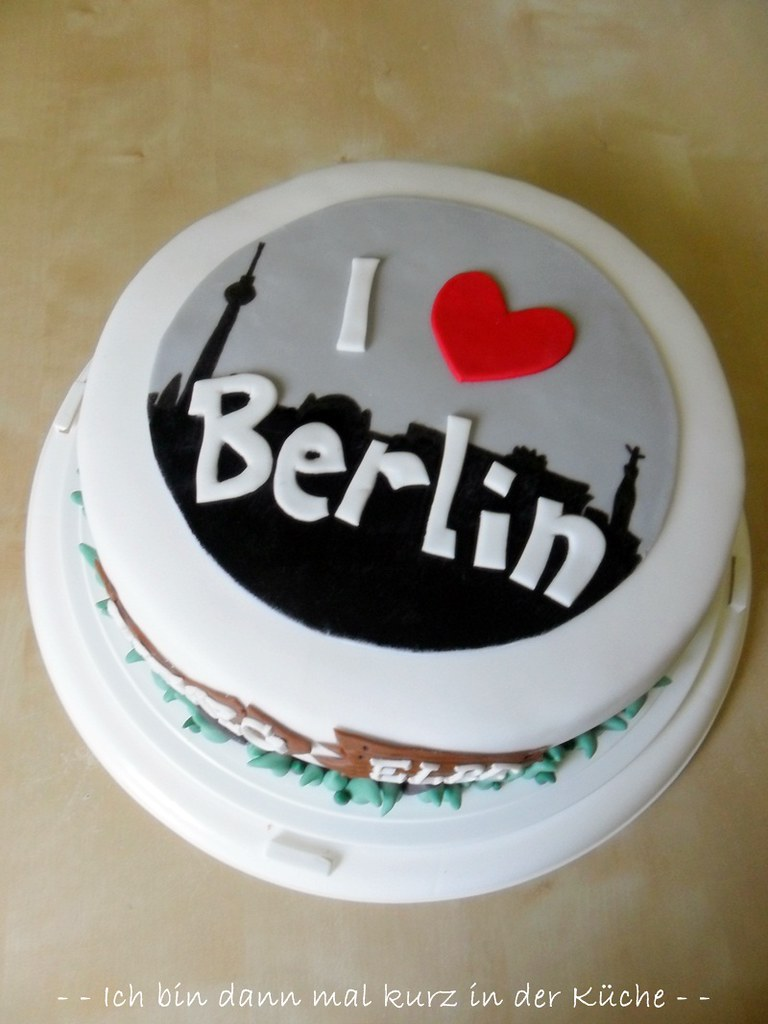 Berlin Torte (Berlin Cake) | Maria | Flickr