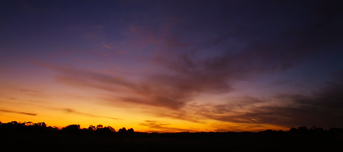 winter sunset night landscape south australia valley barossa freeling mccleoudsdaughters