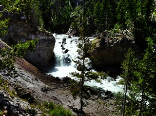 Firehole Falls | by Wesley Fryer
