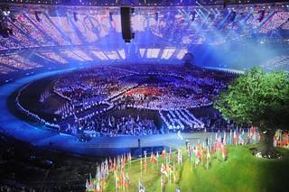 More London 2012 Olympic Opening Ceremony photos by Tim Hipps, IMCOM Public Affairs | by U.S. Army IMCOM
