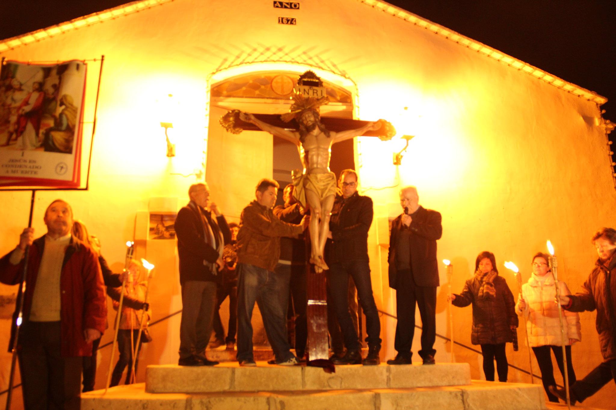 (2016-03-18) - VII Vía Crucis nocturno - Antonio José Verdú Navarro (006)