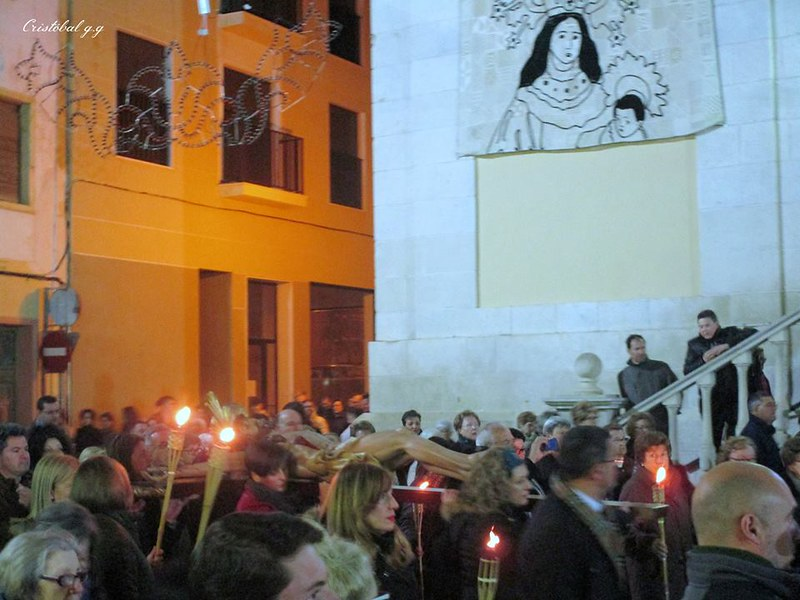 (2016-03-18) - VII Vía Crucis nocturno - Cristobal González García  (04)