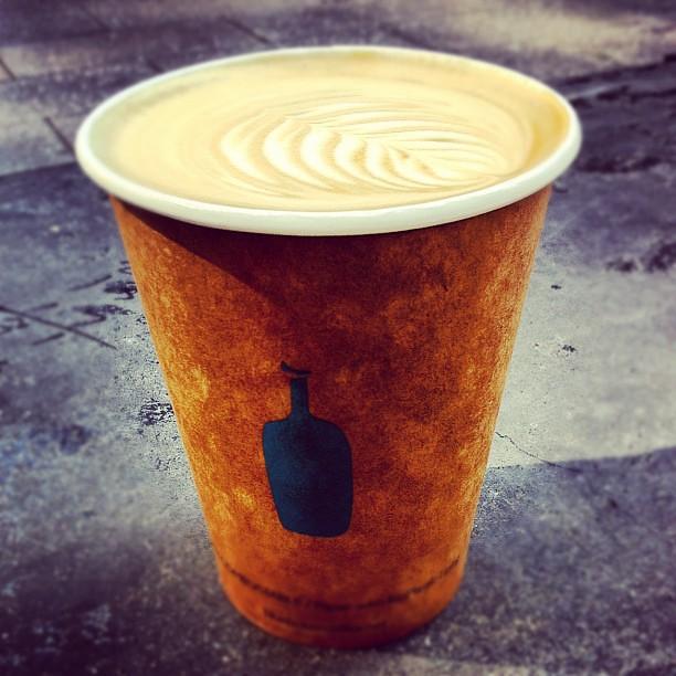 Blue Bottle Coffee - Cafe Latte