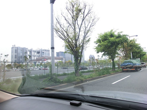 駐車場ルート/ダイバーシティ東京プラザ | by waoxwao